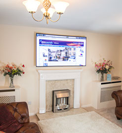 tv wall mounting Cirencester